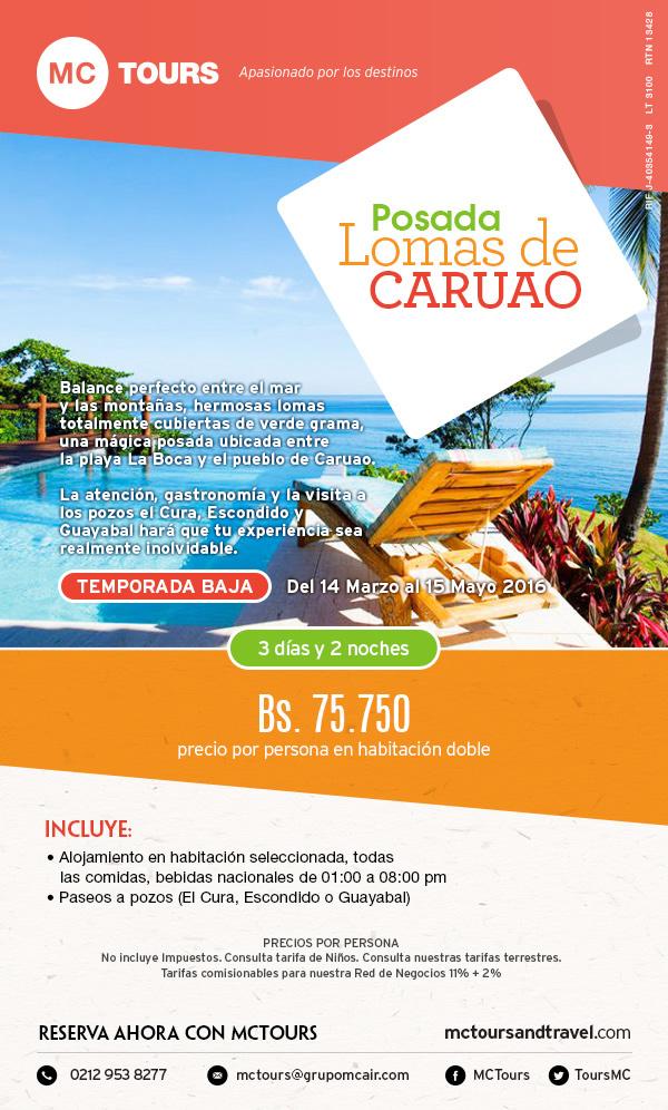 Flyer-Caruao